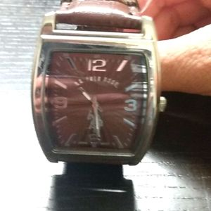 I'm am selling a brown polo whatch